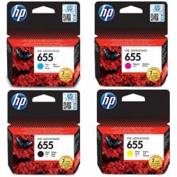CARTOUCHE HP 655