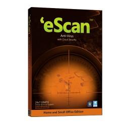 ESCAN مضاد الفيروسات للشركات الصغيرة والشركات المتوسطة لسنة
