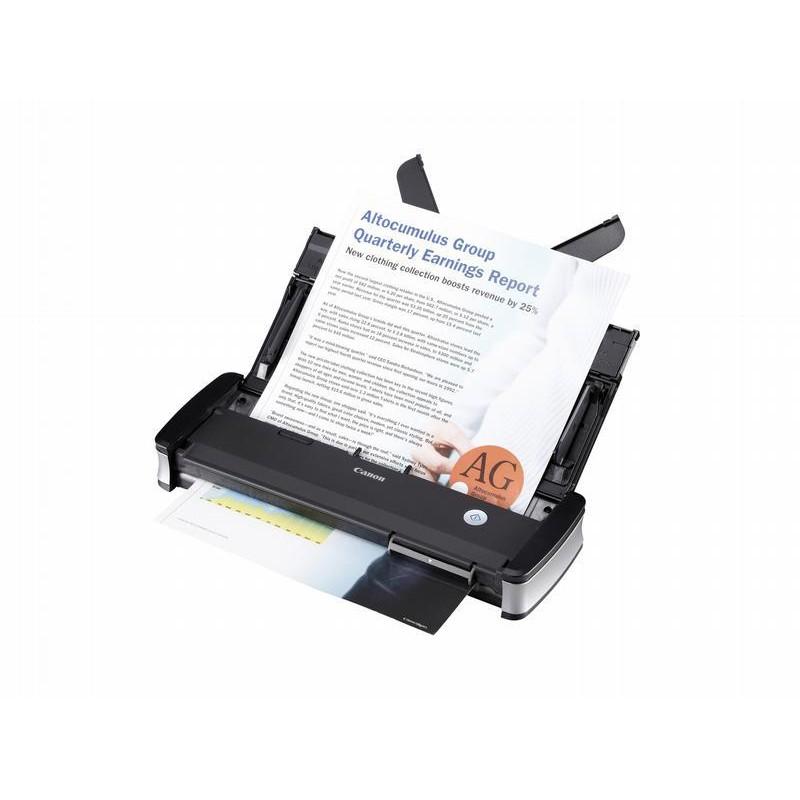 scanner canon p 215 de bureau avec chargeur. Black Bedroom Furniture Sets. Home Design Ideas