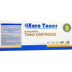 TONER EURO TONER - HP 435/436/388 / CAN 312/313/712/713