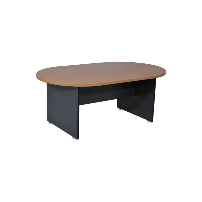 table ovale bois extensible. Black Bedroom Furniture Sets. Home Design Ideas