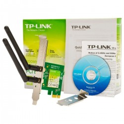 CARTE WiFi PCI EXPRESS TP-LINK 300Mbps