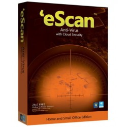 ESCAN ANTIVIRUS 2 YEARS