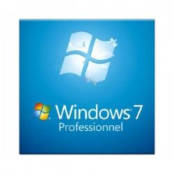 Microsoft Windows Pro 7 SP1 64B French 1pk DSP LCP