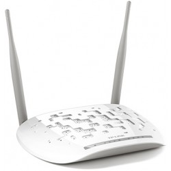 Routeur TP-LINK 300Mbps Wireless N ADSL2+ Modem