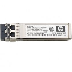 HPE 8Gb Shortwave B-series Fibre Channel 1 Pack SFP+ Transceiver