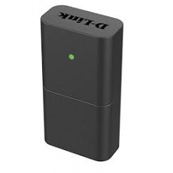 Adaptateur USB NANO wireless N 300 D-LINK