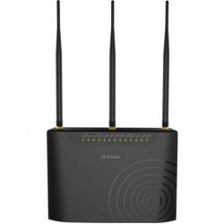 ROUTEUR D-Link Dual Band 11AC ADSL2 +4 PORTS ETHERNET