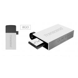 CLé USB TRANSCEND JETFLASH 8GO