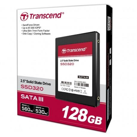 TRANSCEND SSD SERIE 320