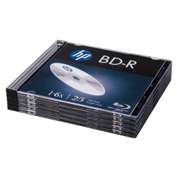 HP BDR BLU-RAY DISC
